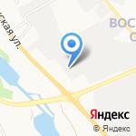 Агрогазсервис на карте Белгорода