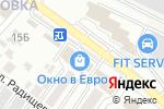 Схема проезда до компании Ламинат Стиль в Белгороде