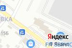 Схема проезда до компании Меркур в Белгороде