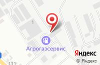 Схема проезда до компании Элтехснаб в Белгороде