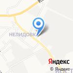 ТЕХЭКС на карте Белгорода