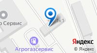 Компания МАГНА на карте