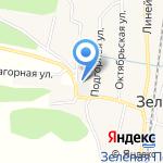 Производственная компания на карте Белгорода