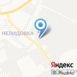 ВАШ СВЕТ на карте Белгорода