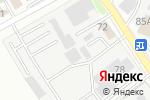 Схема проезда до компании Электромаш в Белгороде