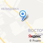 Электромаш на карте Белгорода