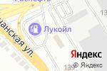 Схема проезда до компании Лукойл в Белгороде