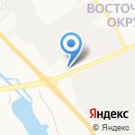 Экостройматериалы на карте Белгорода