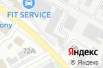 Схема проезда до компании Микрос в Белгороде