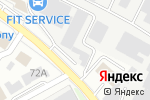 Схема проезда до компании РОСКРОВ в Белгороде