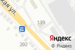 Схема проезда до компании Портал в Белгороде