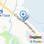 CleanUP-Auto на карте Белгорода
