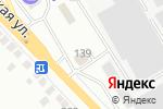 Схема проезда до компании Led Comfort в Белгороде
