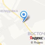 Экотранс на карте Белгорода