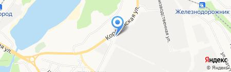 АрмаБетон на карте Белгорода
