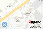Схема проезда до компании Фаэтон в Белгороде