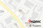 Схема проезда до компании ЭТМ в Белгороде