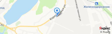 Эра на карте Белгорода