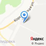 ХXX на карте Белгорода