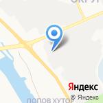 LikenGo на карте Белгорода