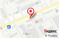 Схема проезда до компании Корунд в Белгороде