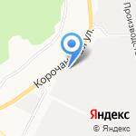 Юнион Активити на карте Белгорода