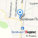 Прод-пром на карте Белгорода