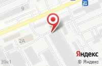 Схема проезда до компании Белгородский абразивный завод в Белгороде