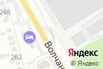 Схема проезда до компании Три кита в Белгороде
