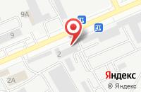 Схема проезда до компании Автодорстрой в Белгороде