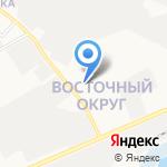Прима-Сервис на карте Белгорода