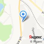 Бар на карте Белгорода