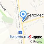 Сергей на карте Белгорода
