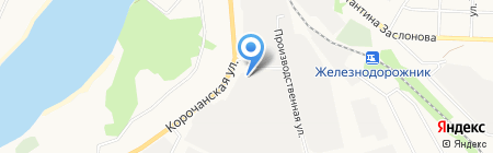 ТрансГарант на карте Белгорода