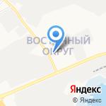 Аланта-Фемида+ на карте Белгорода