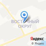 АлантаАвто на карте Белгорода