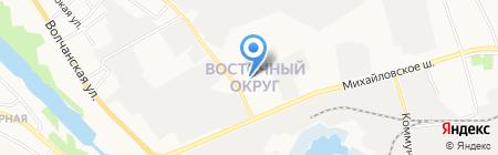 АлантаАвто автосалон УАЗ SsangYong на карте Белгорода