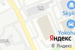 Схема проезда до компании Дальнобойщик-Камион в Белгороде