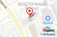 Схема проезда до компании Аланта-Фемида в Белгороде