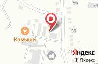 Схема проезда до компании Studio Мебель в Белгороде