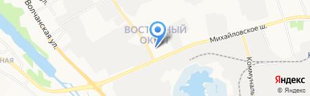 ЗООСПЕКТР на карте Белгорода