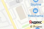Схема проезда до компании Селигер в Белгороде