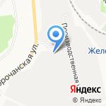 Техносвязьсервис на карте Белгорода
