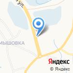 Башнефть на карте Белгорода
