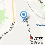 Альтаир на карте Белгорода