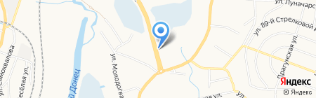 24 часа на карте Белгорода