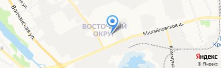 Skyline на карте Белгорода