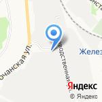 Современная кровля на карте Белгорода