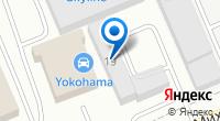 Компания Интердеталь на карте