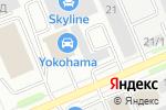 Схема проезда до компании Магазин автозапчастей для КАМАЗ в Белгороде